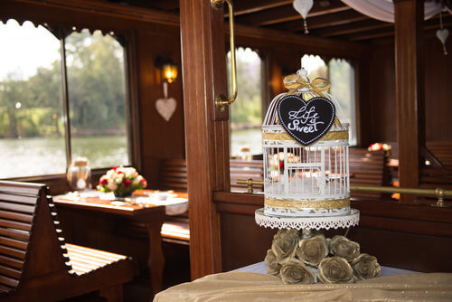 Weddings at Nepean Belle Cruises Penrith NSW