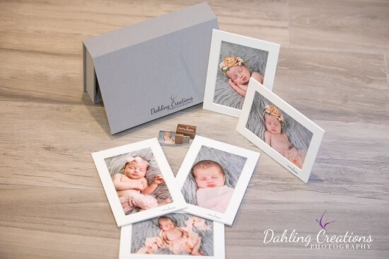 Dahling Creations Newborn Photography Penrith NSW