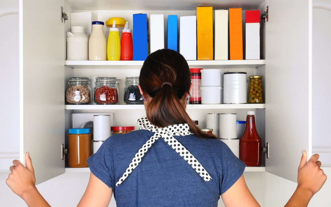 5 Tips To Being Organised In The Kitchen For Busy Mums And Dads