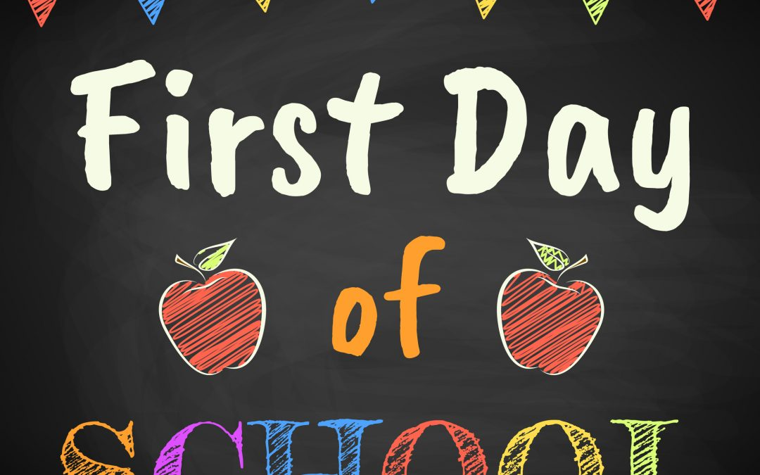First Day Of School Boards