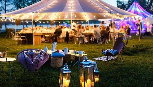Outdoor Venue Penrith Catering