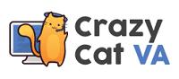 Crazy Cat VA Logo